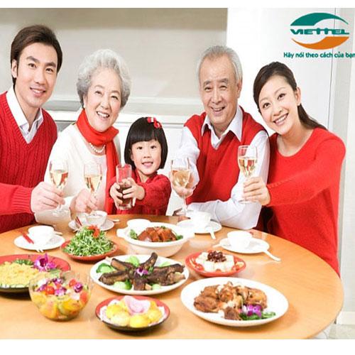 Gói cước trả sau Family gắn kết gia đình