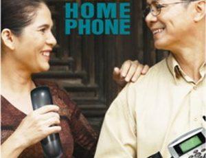 Giới thiệu dịch vụ điện thoại cố định không dây Homephone