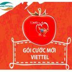 Gói cước Tomato cho thuê bao di động trả trước của Viettel