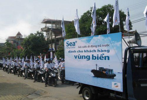 Gói cước Sea+cùng ra khơi với người dân vùng biển