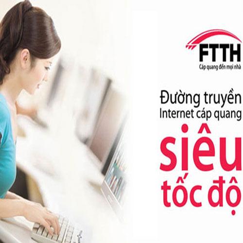 Dịch vụ Internet cáp quang của Viettel
