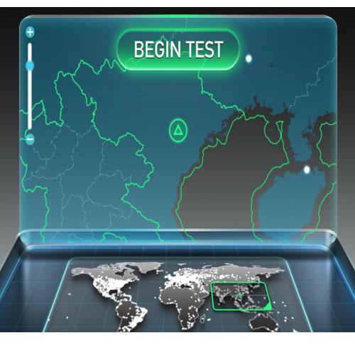 Kiểm tra tốc độ internet mạng bằng Speedtest