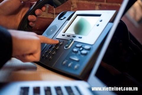 Đối tượng sử dụng dịch vụ điện thoại cố định