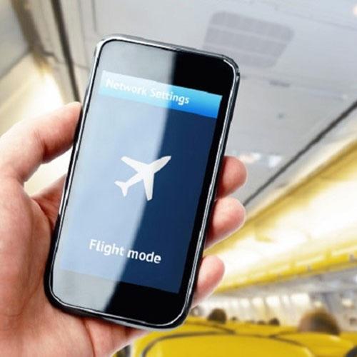 Sạc điện thoại nhanh thì để ở chế độ máy bay