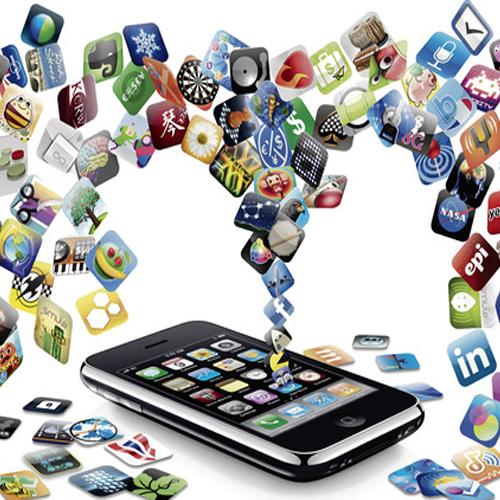 Cài nhiều ứng dụng tiện ích cho điện thoại