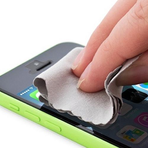 Bạn chỉ dùng điện thoại mà không làmsạch