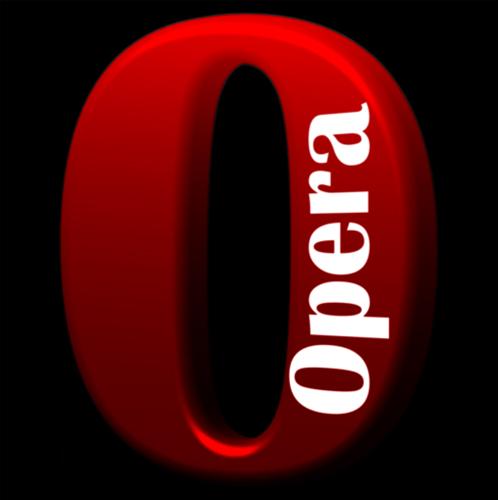 Dùng trình duyệt Opera