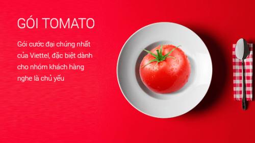 Đặc điểm gói cước tomato