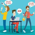 Tiền cước điện thoại di động quá nhiều bạn phải làm sao?