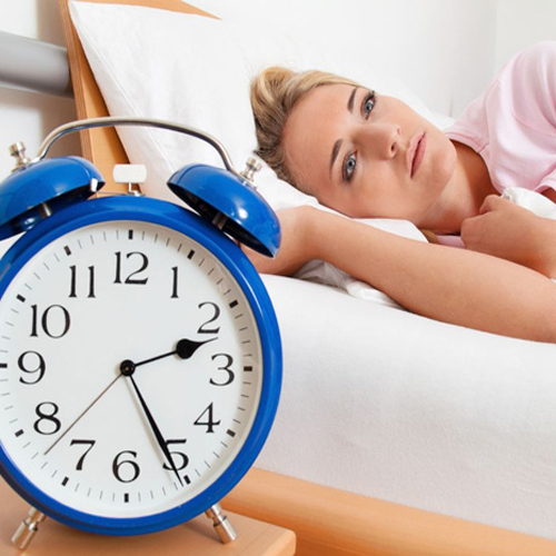 Rối loạn giấc ngủ là một trong những căn bệnh mà một con nghiện internet có thể mắc phải