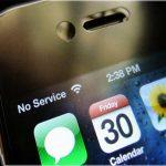 Điện thoại bị mất sóng liên tục bạn phải làm sao?
