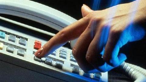 Điện thoại cố định giúp xác định địa chỉ công ty