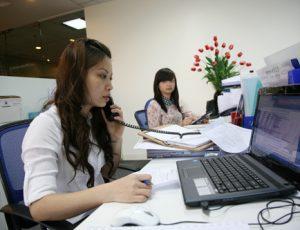 Có phải bắt buộc lắp điện thoại cố định khi thành lập công ty?