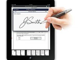Chữ ký điện tử và cách tạo chữ ký điện tử