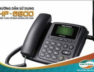 Gói cước lắp điện thoại cố định không dây Viettel có cao không?