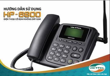 Lắp điện thoại bàn cố định không dây( Homephone) giá rẻ cho mọi nhà