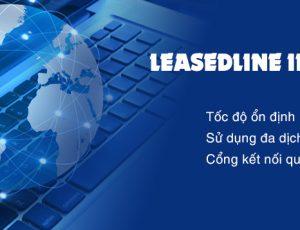 Bảng giá cước dịch vụ Internet LeasedLine