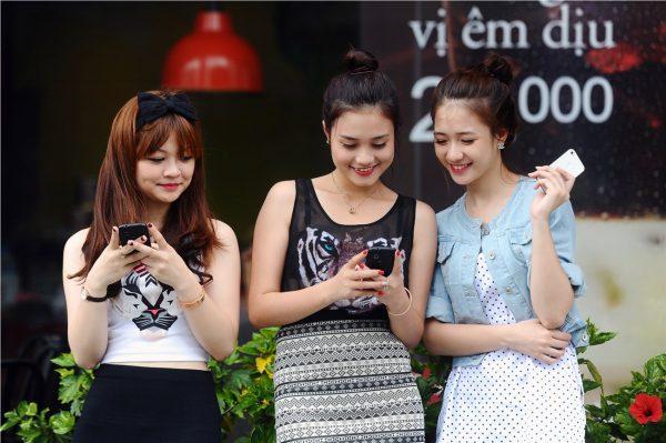 Tốc độ thực tế 3G tại Việt Nam