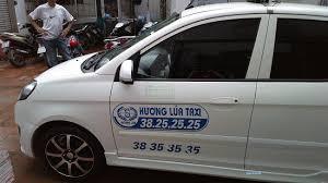 Số cố định Taxi tạo thương hiệu cho hãng xe Taxi