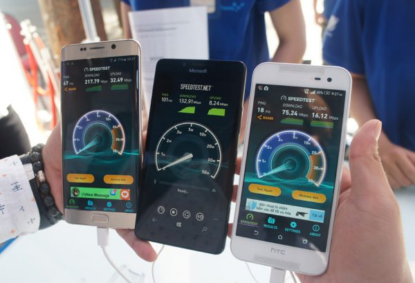 So sánh giá cước của 4G và 3G
