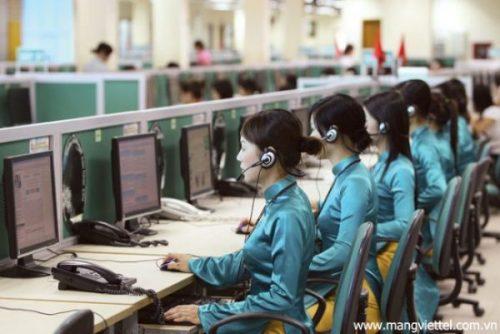 Tổng đài hỗ trợ khảo sát lắp điện thoại cố định Viettel