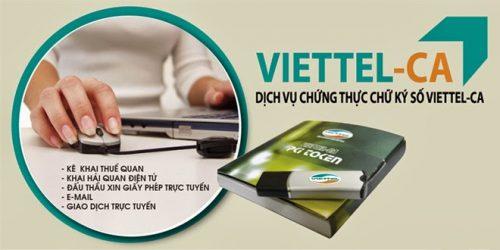 Chữ ký số của Viettel