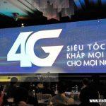 Viettel chính thức kinh doanh mạng 4G tại Việt Nam
