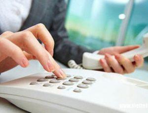 Cách gọi điện thoại cố định với mã vùng mới