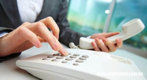 Hướng dẫn cách gọi điện thoại cố định