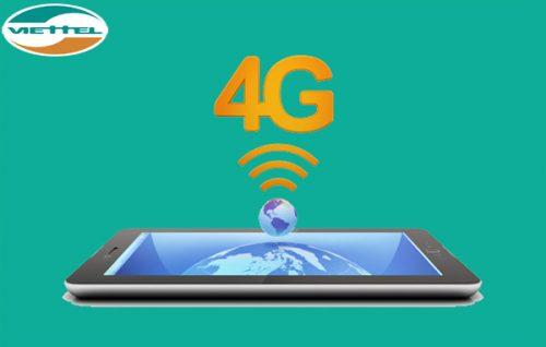 Giá cước 4G sẽ tuân theo nguyên tắc của thị trường