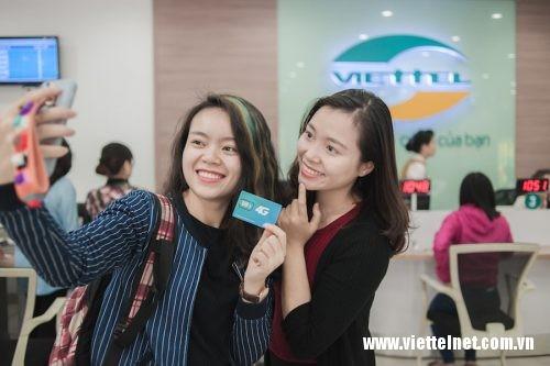 Viettel đã có trên 3 triệu thuê bao 4G. Ảnh Internet