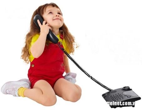 Điện thoại cố định an toàn cho sức khỏe