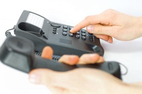 Điện thoại cố định có dây - phù hợp với các Doanh Nghiệp