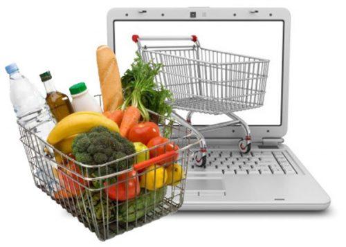 Cửa hàng tạp hóa trực tuyến