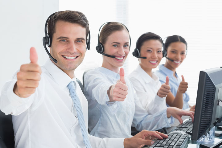 Hệ thống tổng đài thông minh hỗ trợ hoạt động dịch vụ, sản phẩm hiệu quả