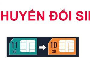 Đổi về SIM 10 số chủ thuê bao cần khai báo lại gì?