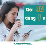 Đăng ký gói 4G Viettel 1 ngày 10.000 đồng