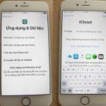 Sao lưu và khôi phục iPhone bằng iCloud như thế nào?