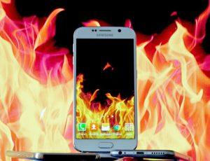 Khi smartphone bị nóng bạn phải xử lý thế nào?