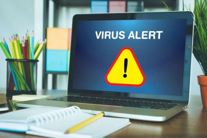 Sử dụng trình chống virus tốt