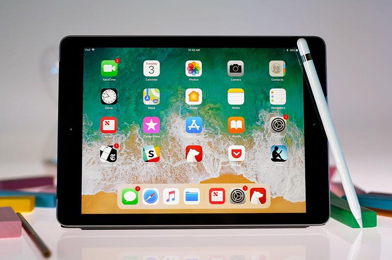 Chụp ảnh màn hình trên các iPad khác