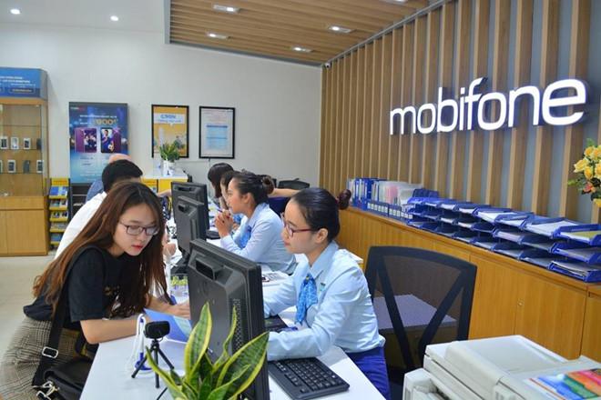 Chuyển mạng giữ số của Mobifone