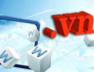 """Thử nghiệm đăng ký tên miền """".vn"""" qua hồ sơ điện tử"""