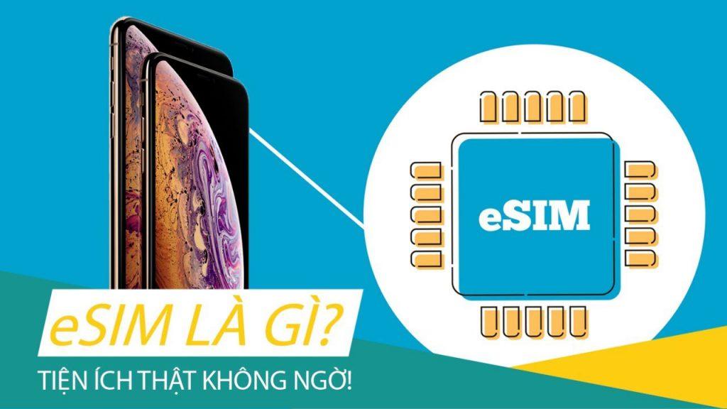 E-sim là gì?