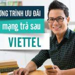 Cách chuyển từ thuê bao trả trước sang trả sau Viettel