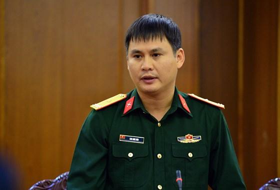 Quyền Tổng Giám đốc  Viettel Telecom Cao Anh Sơn