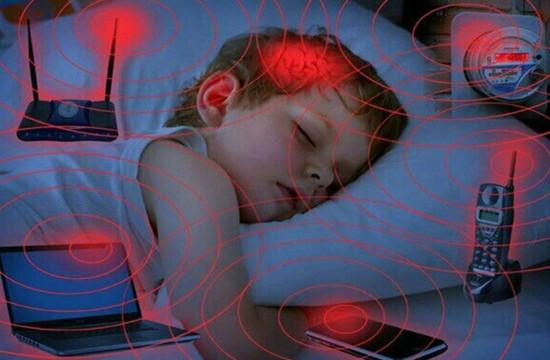 Tác hại của bức xạ wifi đến chức năng của não