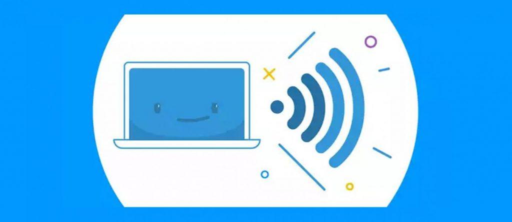Wifi là hệ thống mạng không dây