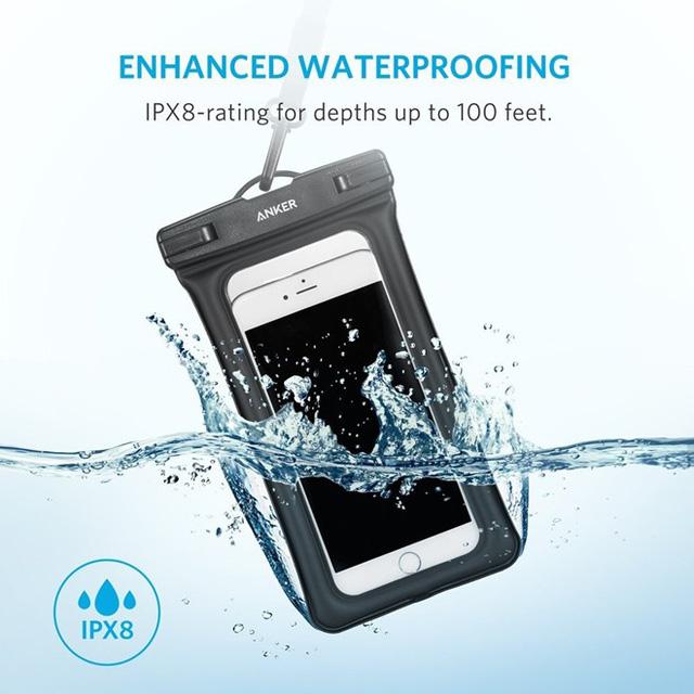 Bảo vệ thiết bị công nghệ khi dùng ngoài mưa