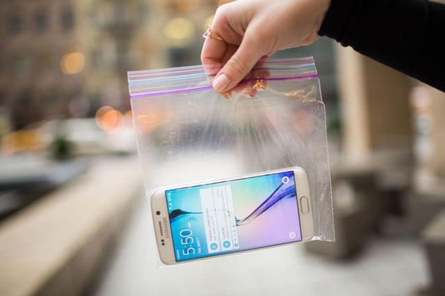 Cách bảo vệ với smartphone